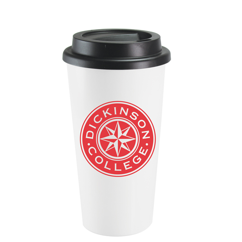 16oz Reusable Plastic Takeaway Coffee Cup