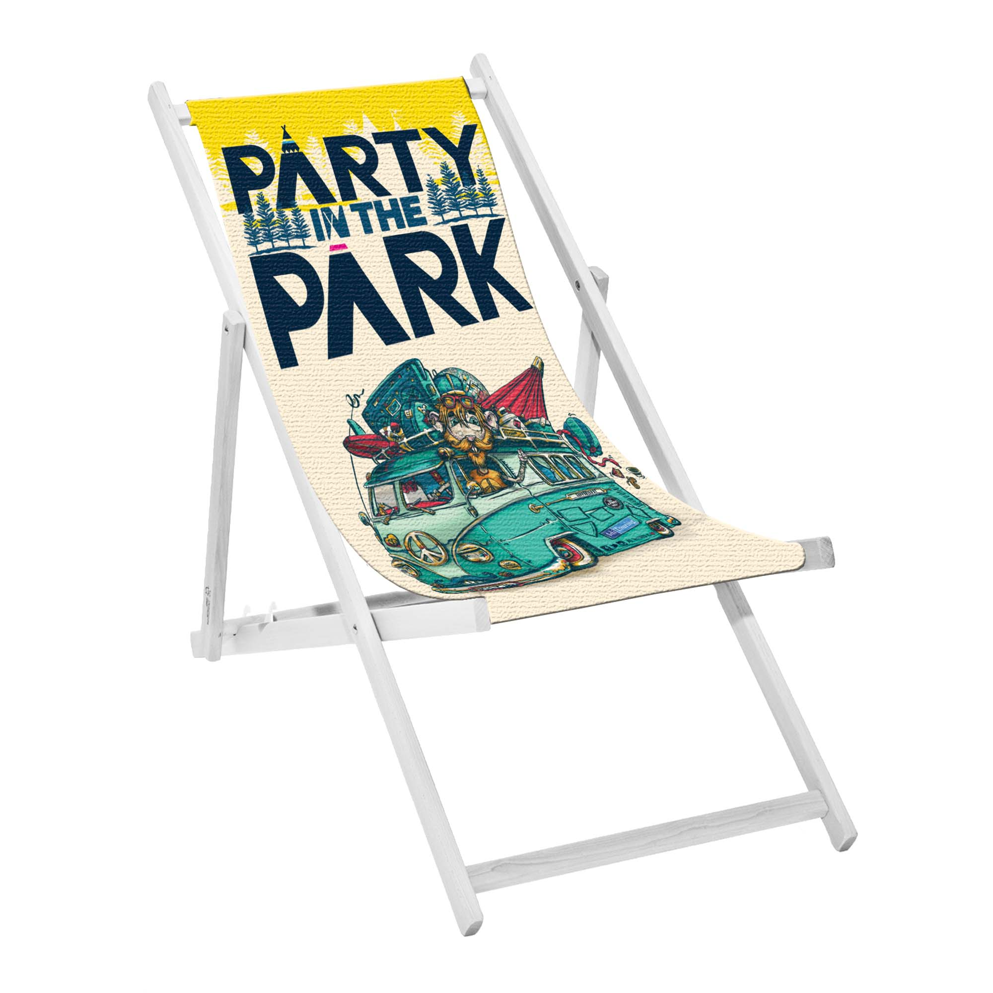 Full Size Deck Chair
