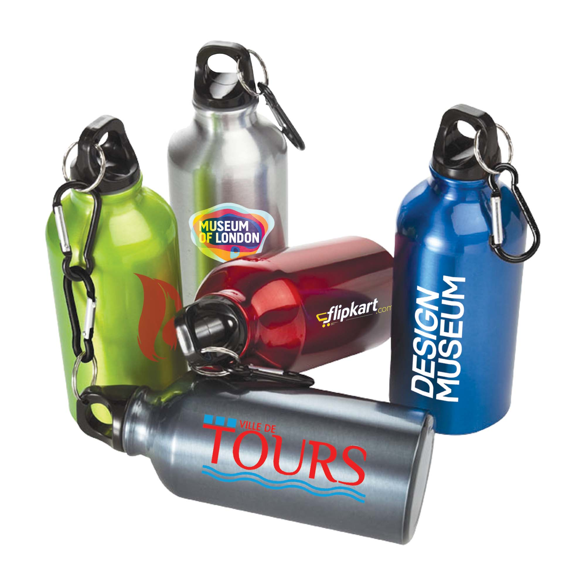 350ml Aluminium Sports Bottle