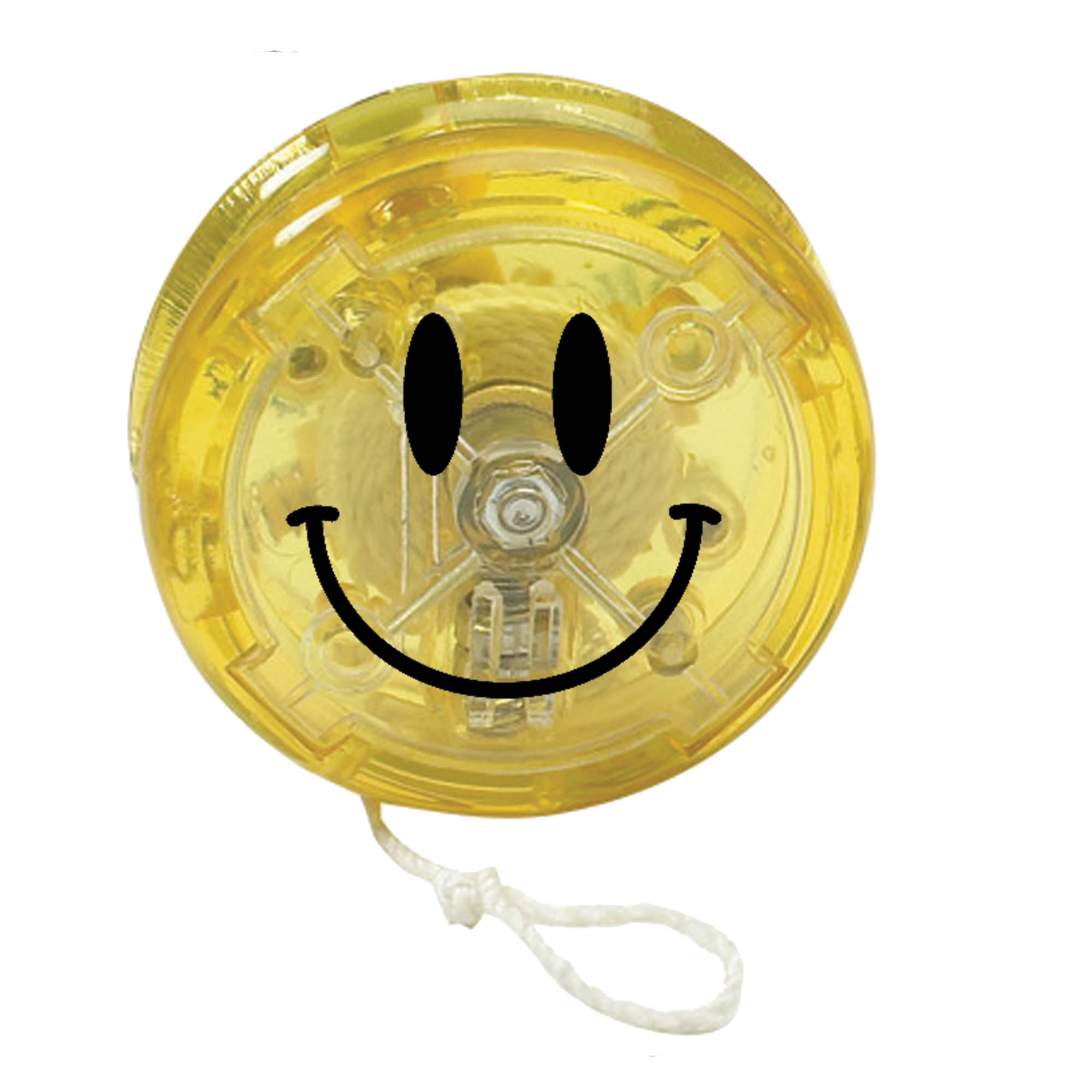 Smiley Light Up Yo-Yo