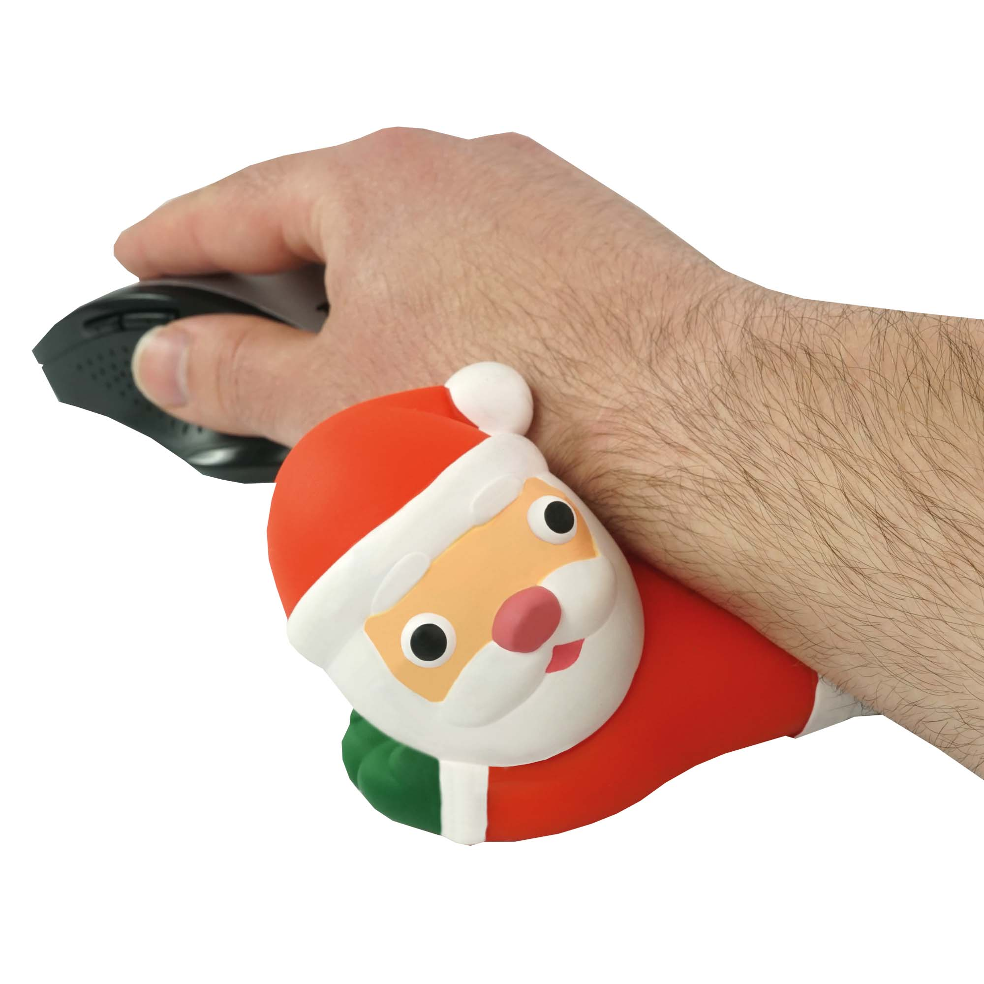 Novelty Father Christmas Wrist Rest