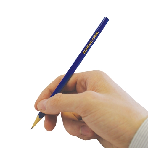 Triangluar Pencil (blue)