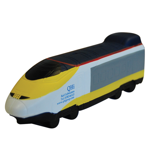 Stress High Speed Train