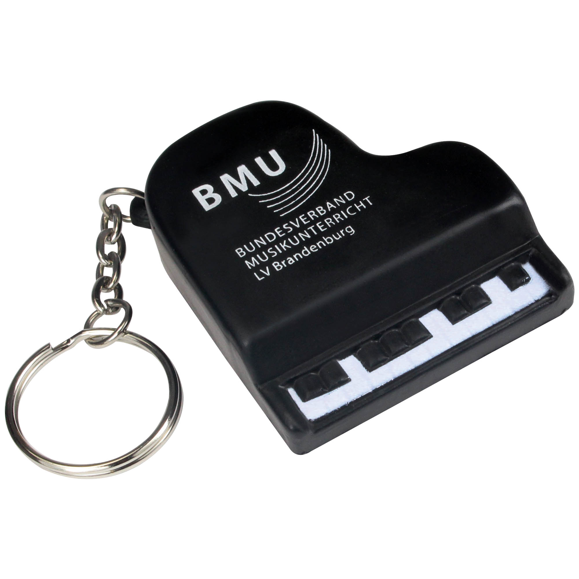 Stress Piano Keyring