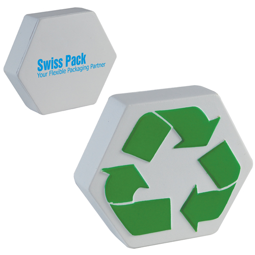 Stress Recycle Logo