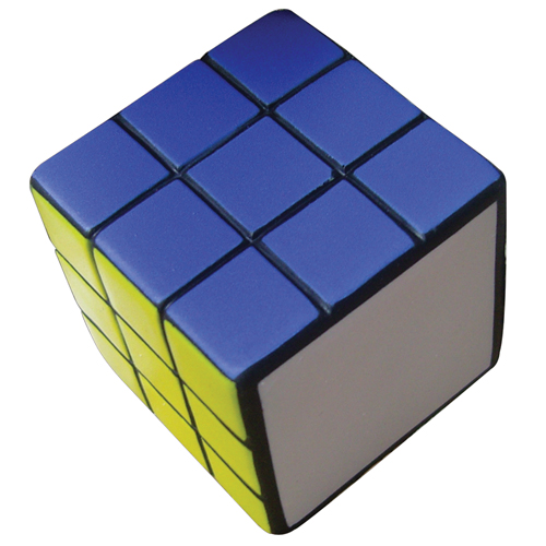 Stress Puzzle Cube