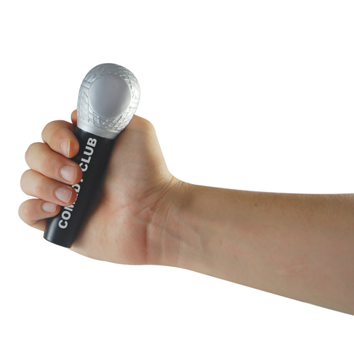 Stress Microphone