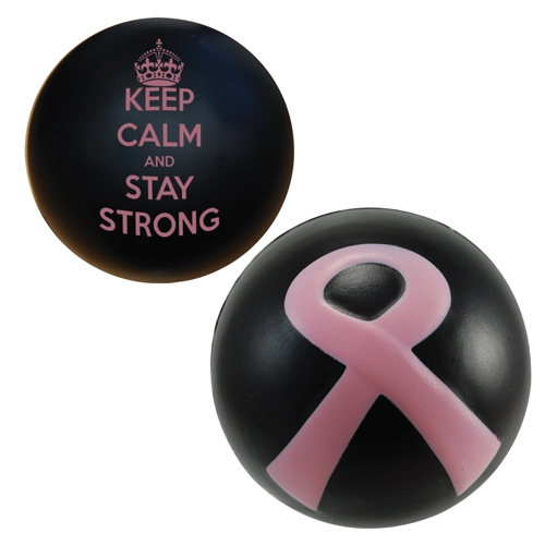 Stress Ribbon Ball