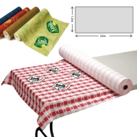 Paper Tablecloth (1.2 x 25m) - White