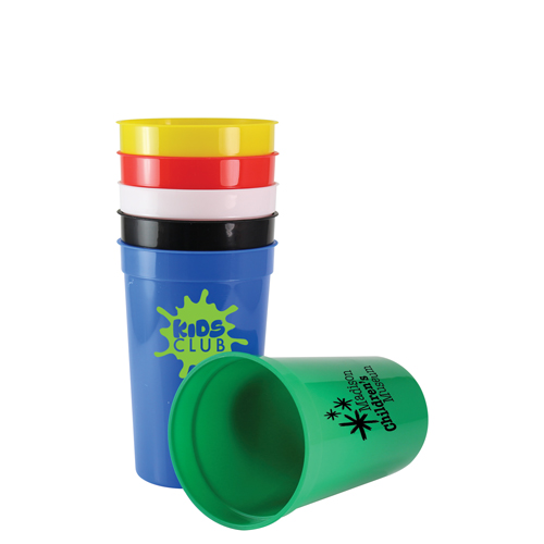 Plastic Stadium Cup (16oz/454ml)