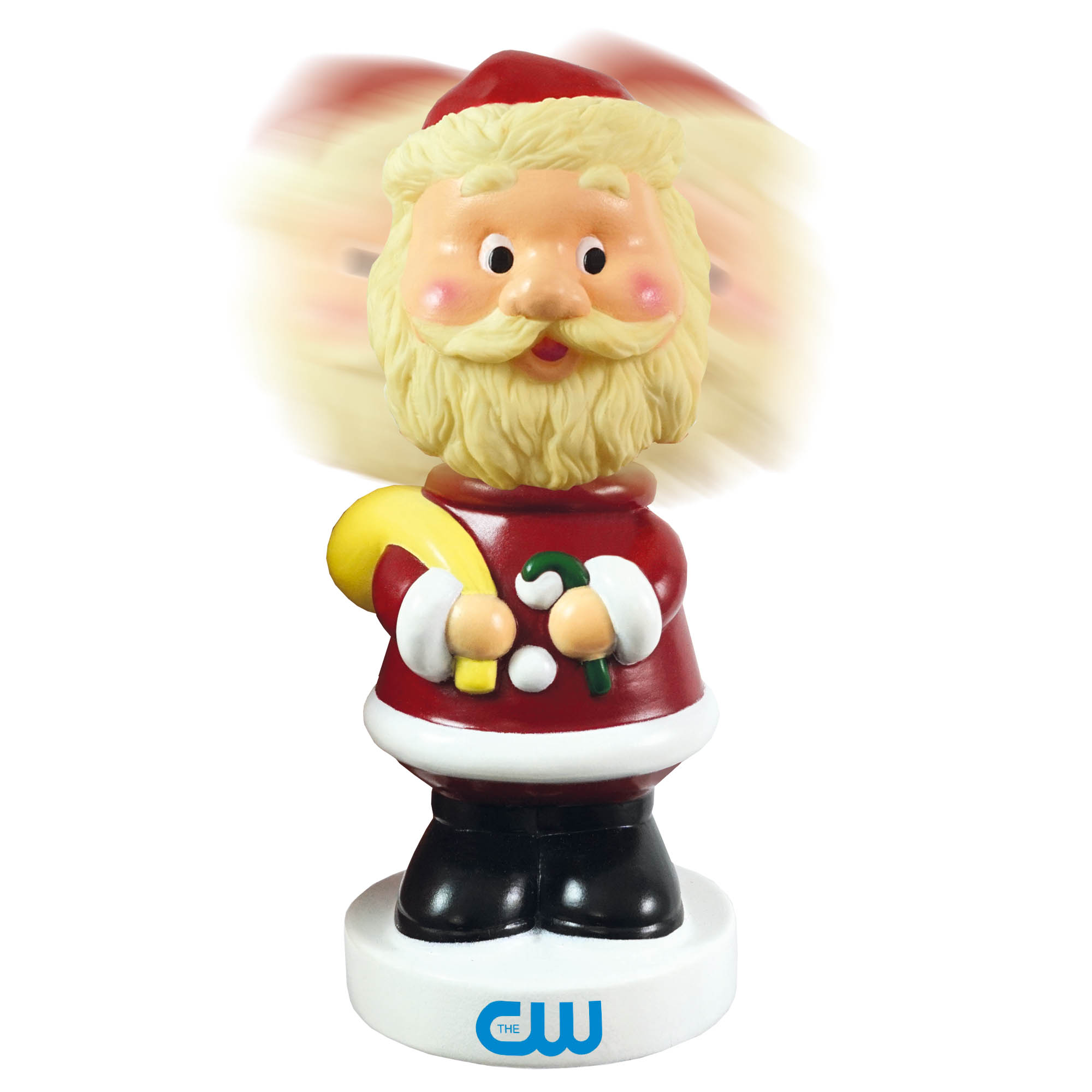 Bobble Head Father Christmas