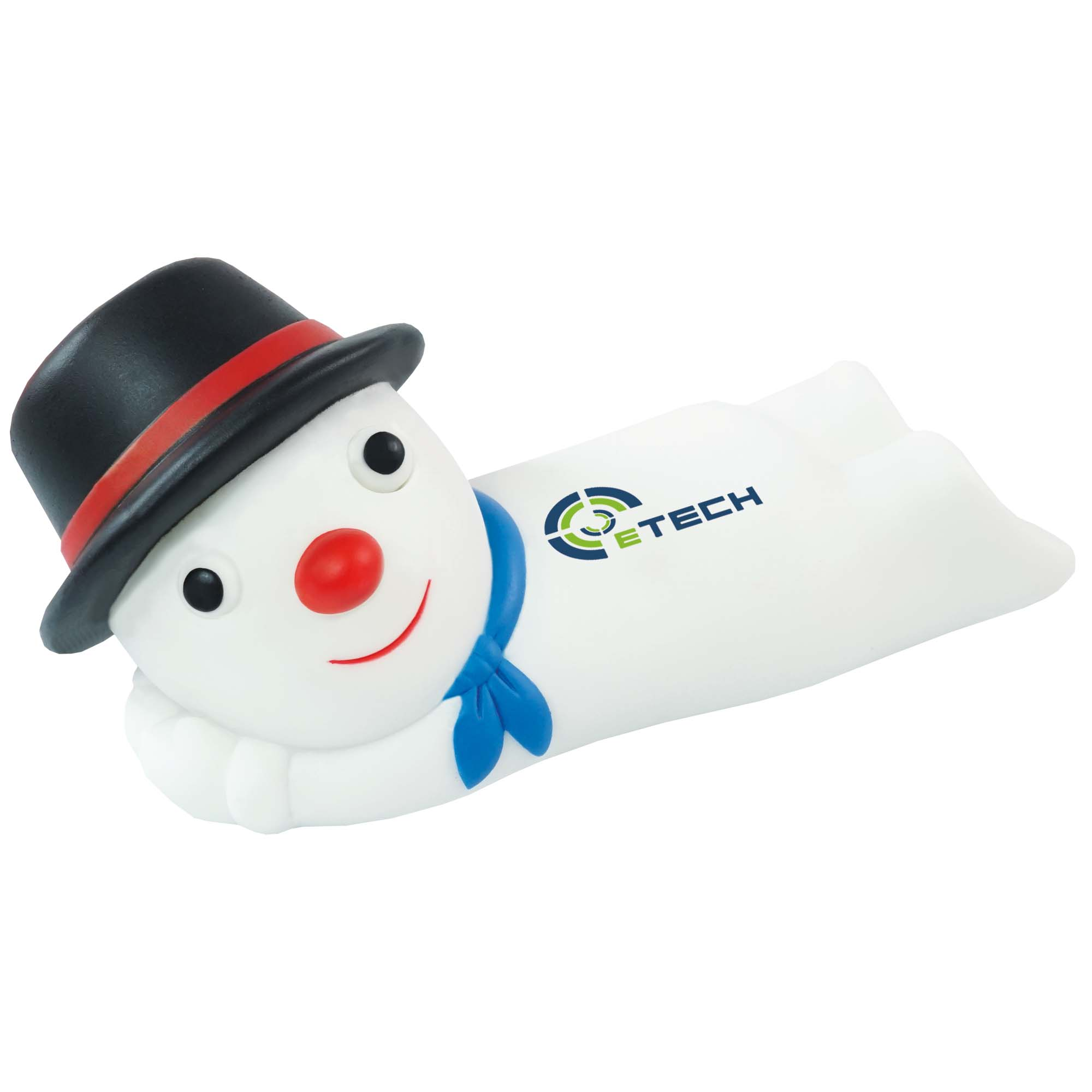 Novelty Snowman Wrist Rest