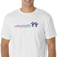 Custom Printed T-Shirts (White)