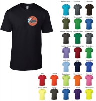 Custom Printed T-Shirts (Coloured)