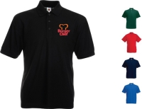 Custom Printed Polo Shirt (Coloured)