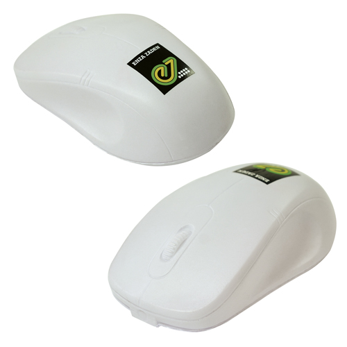 Modern Computer Mouse (Grey)