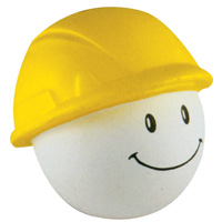 Stress Hard Hat Man
