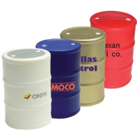 Stress Oil Drum
