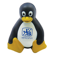 Stress Penguin Sitting