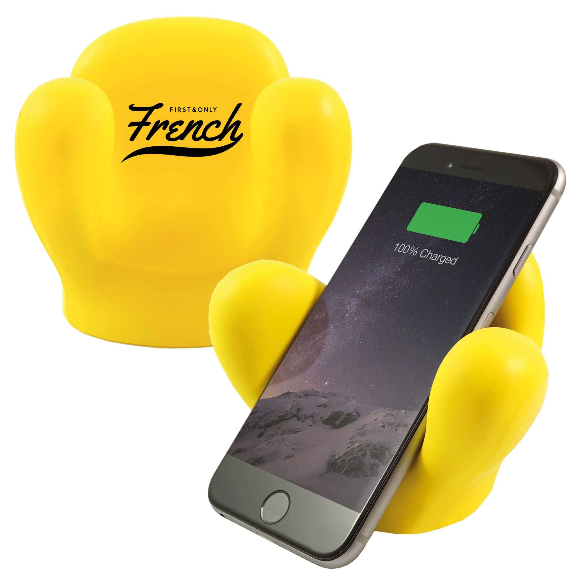 Stress Boxing Glove Phone Holder