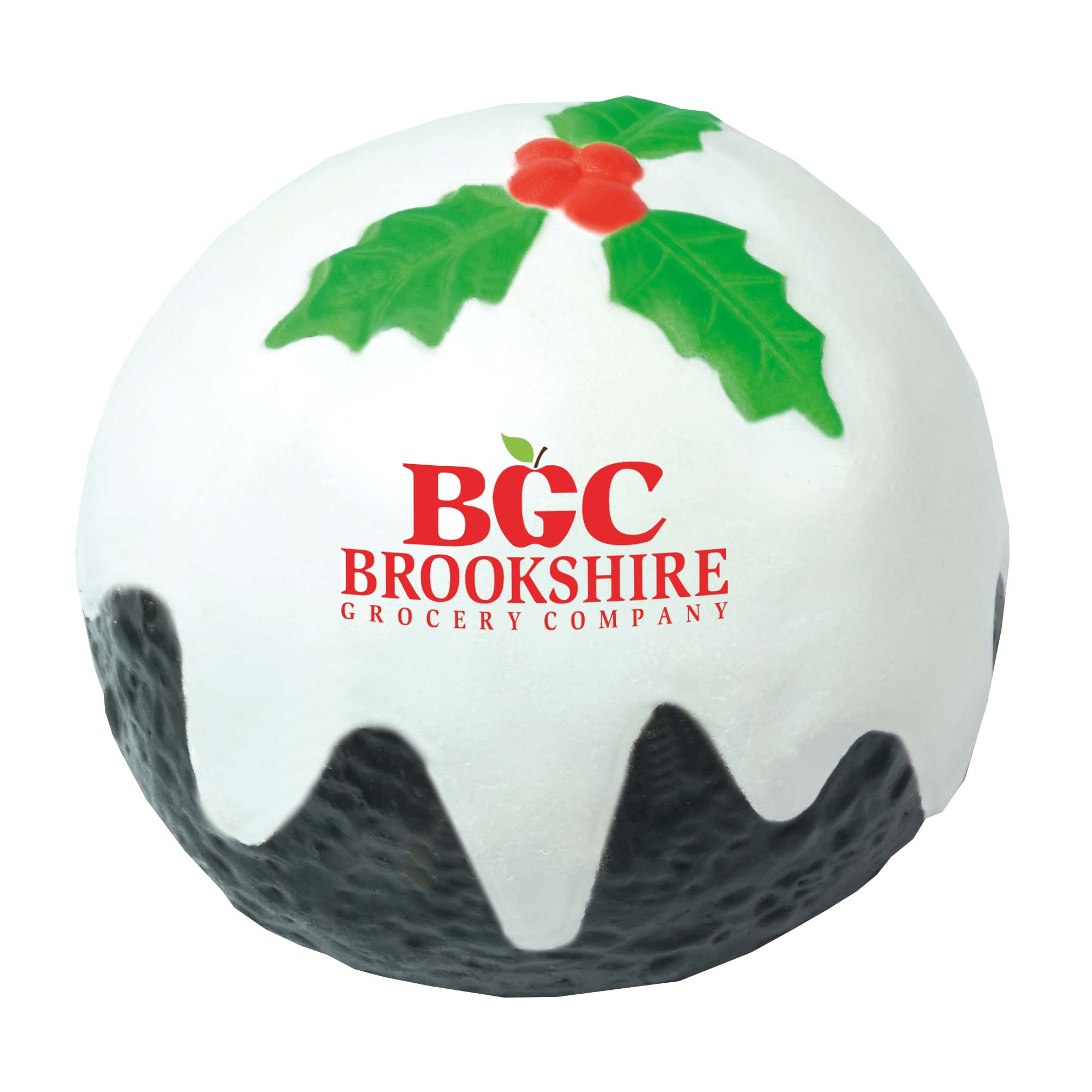 Stress Christmas Pudding