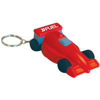 Stress Racing Car Keyring