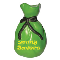 Stress Money Bag