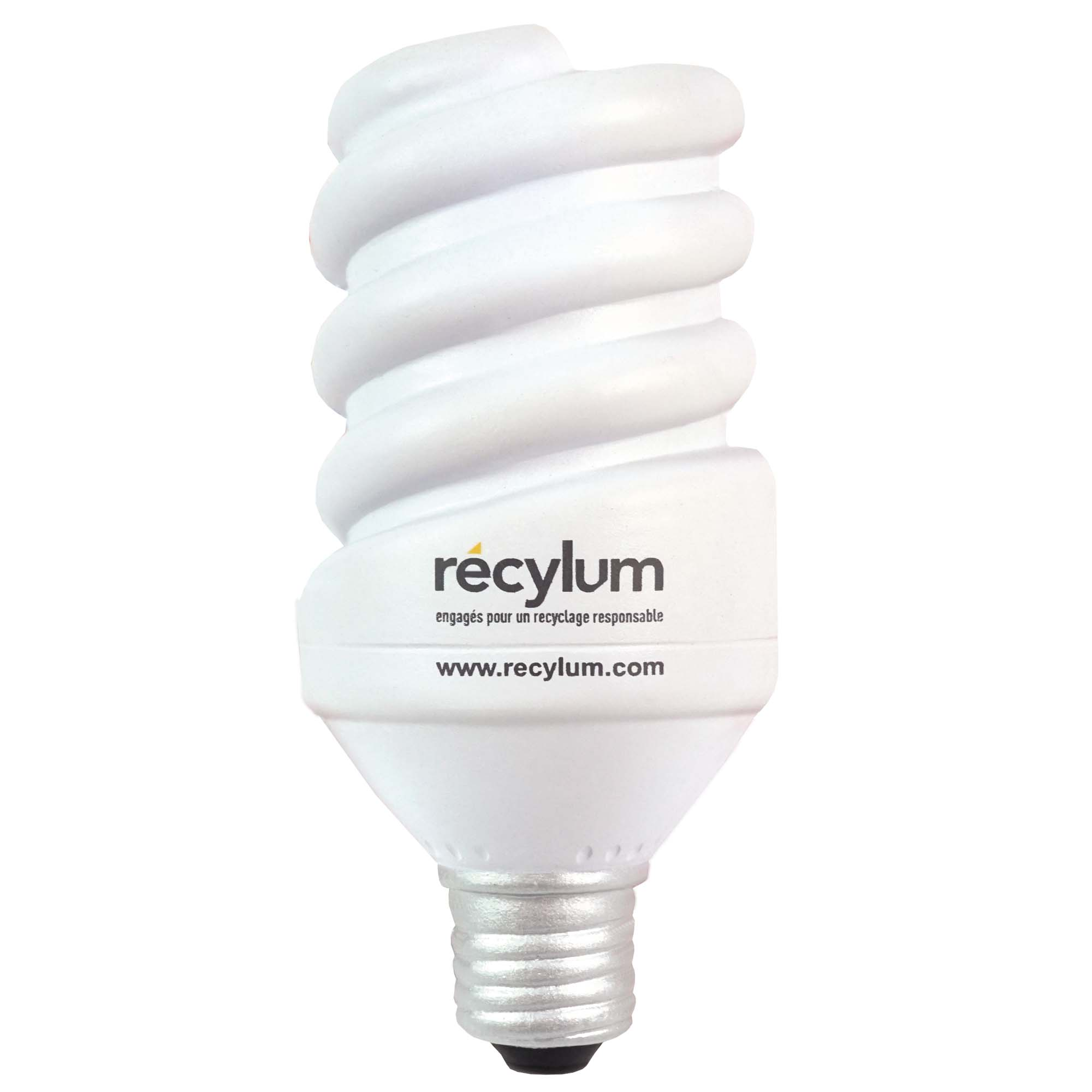 Stress Low Energy Light Bulb