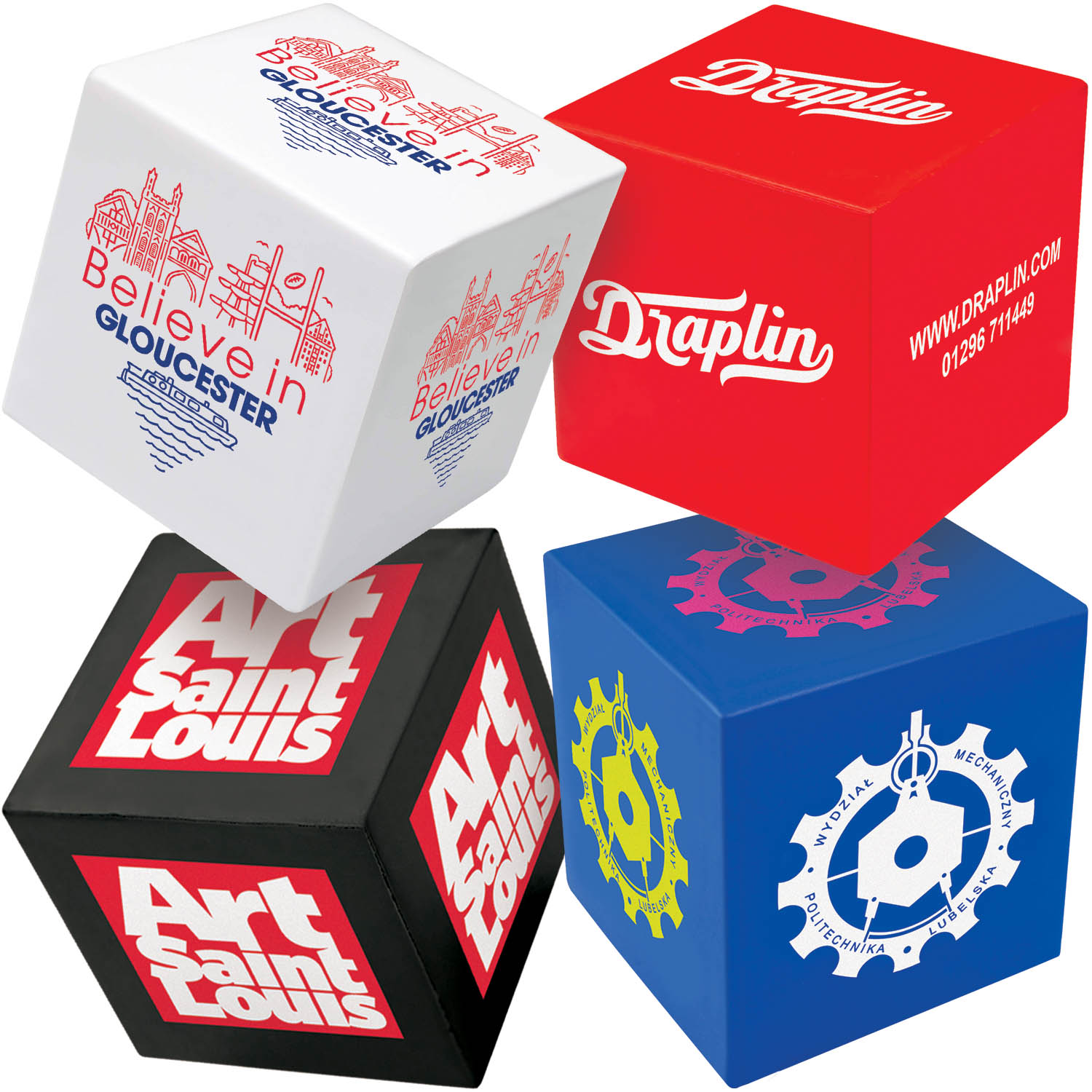 50mm Stress Cubes